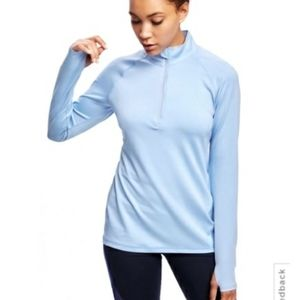 OLD NAVY Go-Dry Performance Blue Size S
